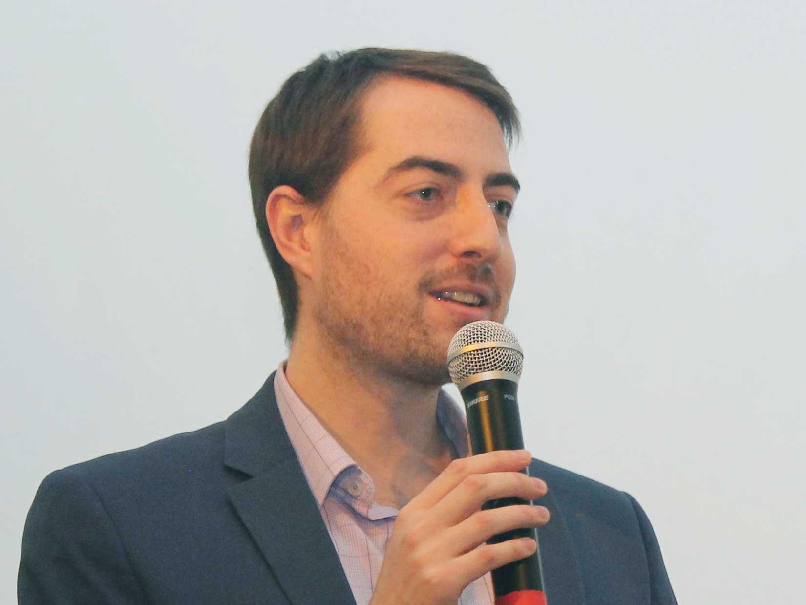 Aaron Lewin