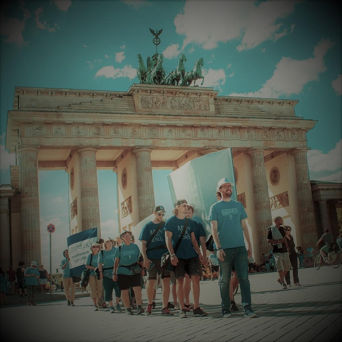 Berlin endlich!